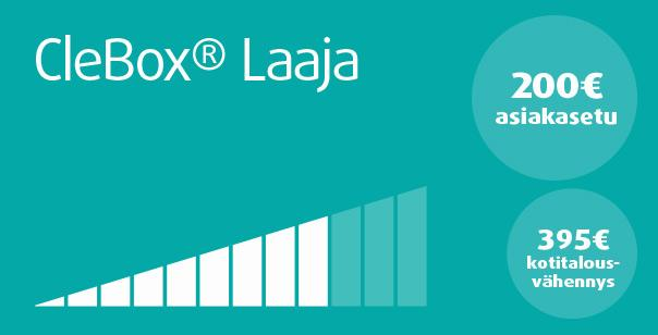 Clebox Laaja
